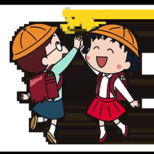 Maroku chan - Sticker 21