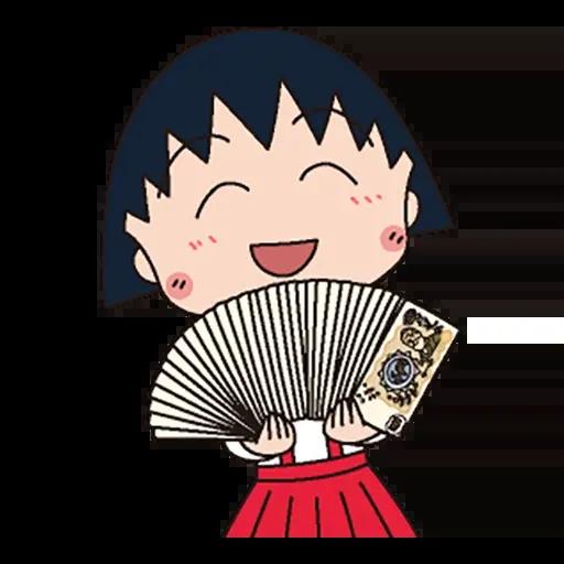 Maroku chan - Sticker 17