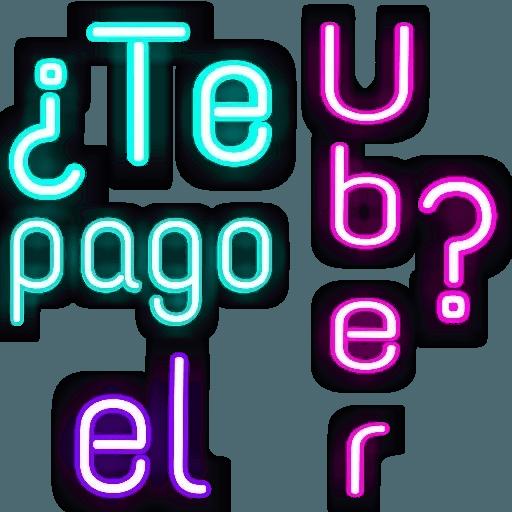letras 2 - Sticker 2