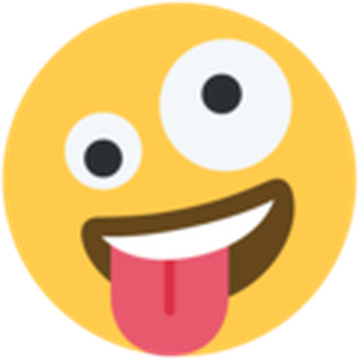 Emoji Mashup V2 - Sticker 3