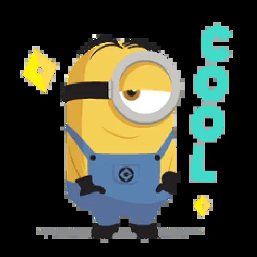 Minions - Sticker 20