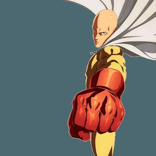 一拳超人 - Sticker 7