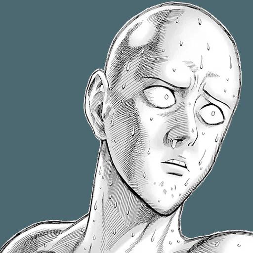一拳超人 - Sticker 11
