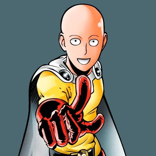 一拳超人 - Sticker 3