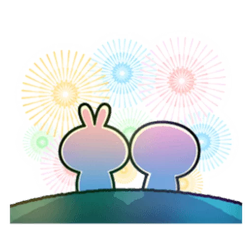 SpoiledRabbit_Summer_SeRaMo - Sticker 23