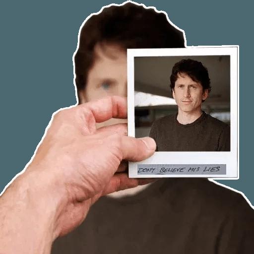 Todd Howard - Sticker 21