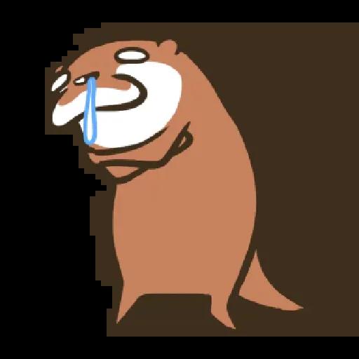 Otter Kotsumetti2.2 - Sticker 14