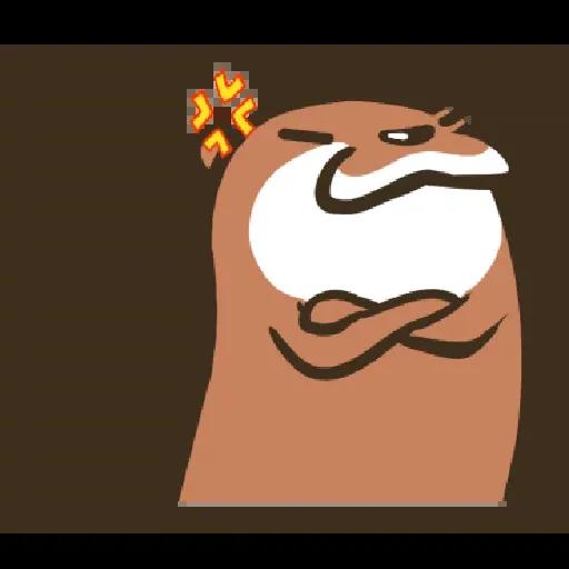 Otter Kotsumetti2.2 - Sticker 3