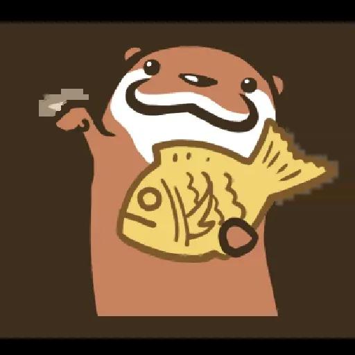Otter Kotsumetti2.2 - Sticker 4