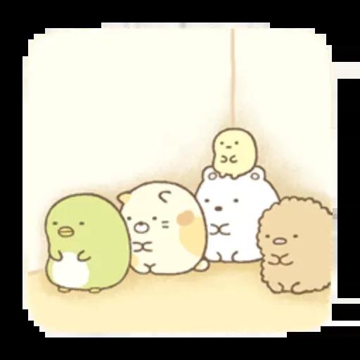 角落生物 - Sticker 13