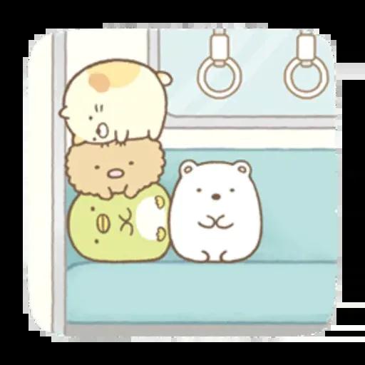 角落生物 - Sticker 14