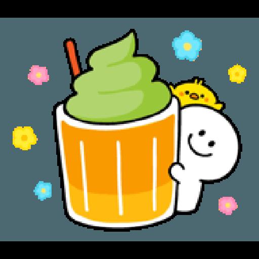 Rabbit Smile Person 3 - Sticker 16