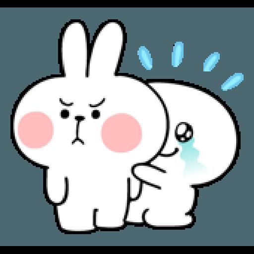 Rabbit Smile Person 3 - Sticker 10