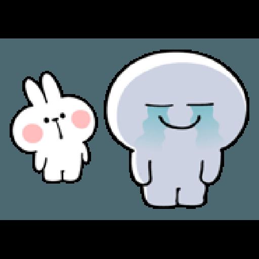 Rabbit Smile Person 3 - Sticker 14