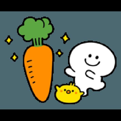 Rabbit Smile Person 3 - Sticker 19