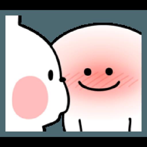Rabbit Smile Person 3 - Sticker 9