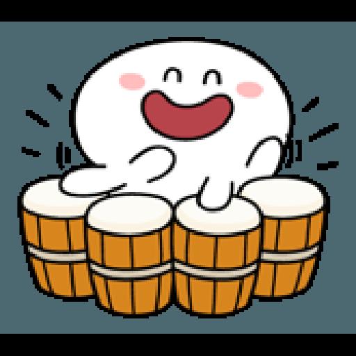 Rabbit Smile Person 3 - Sticker 22