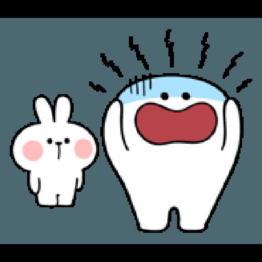 Rabbit Smile Person 3 - Sticker 5