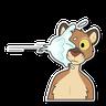 Puma - Tray Sticker