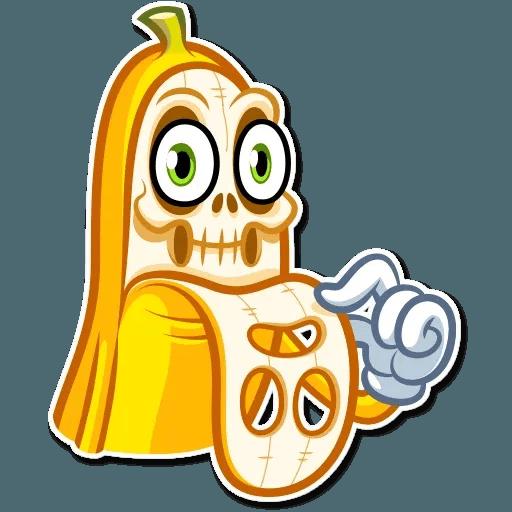 Banana - Sticker 16