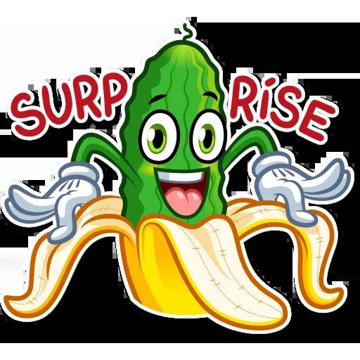 Banana - Sticker 22
