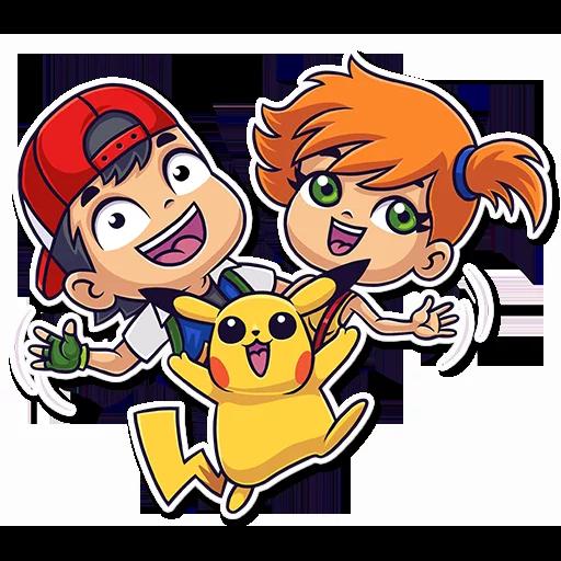 PokemonGo - Sticker 8