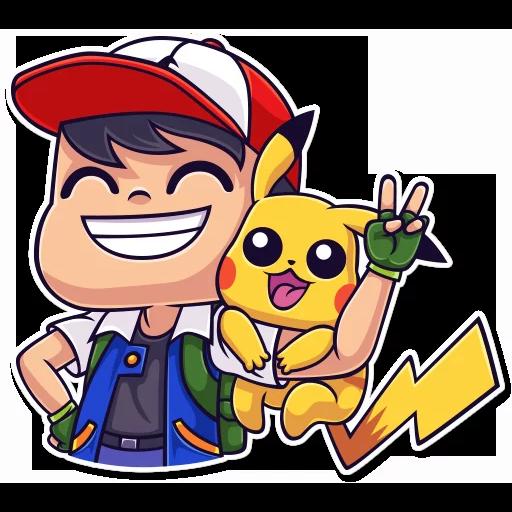PokemonGo - Sticker 6