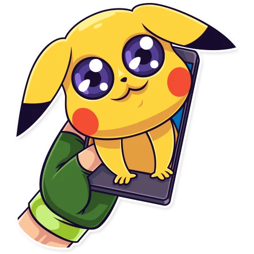 PokemonGo - Sticker 11