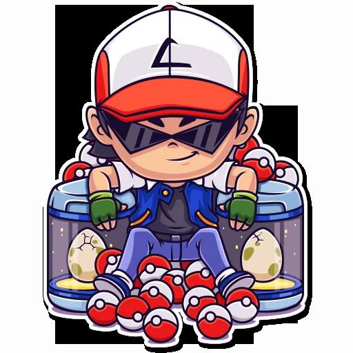 PokemonGo - Sticker 27