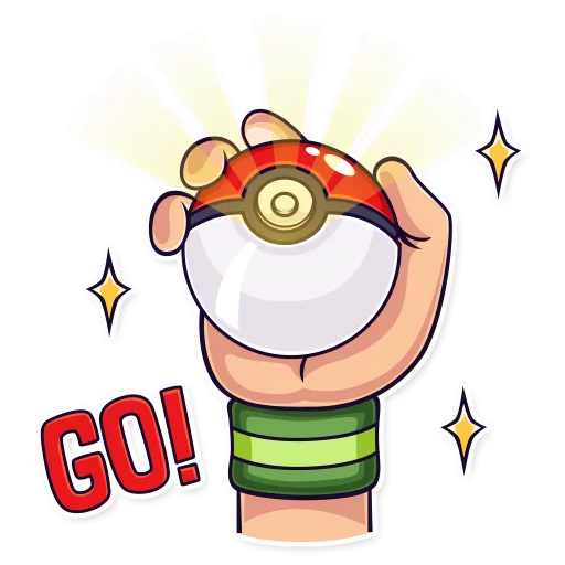 PokemonGo - Sticker 16