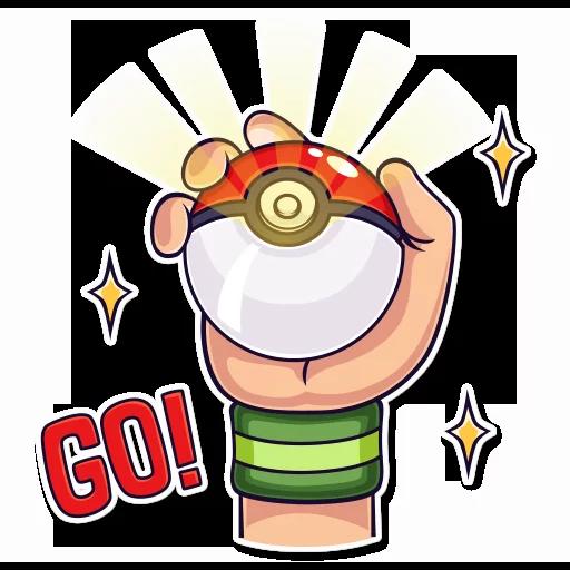 PokemonGo - Sticker 16