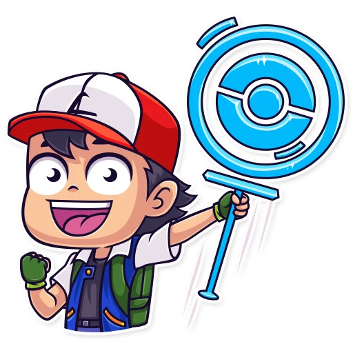 PokemonGo - Sticker 25