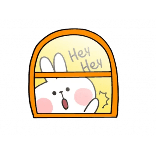 Spoiled rabbit 24 - Sticker 5