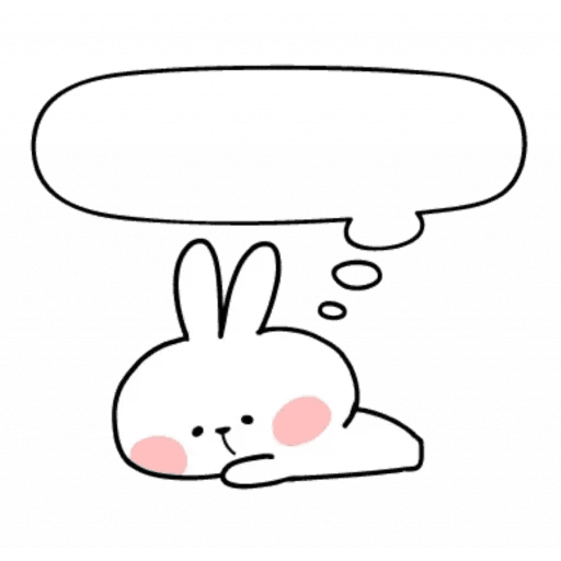 Spoiled rabbit 24 - Sticker 26