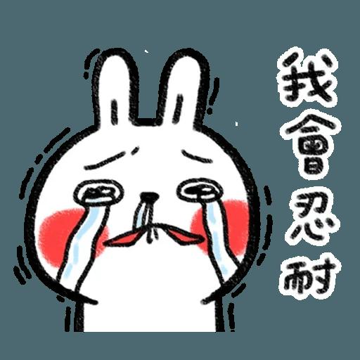 Rabbitandchick6 - Sticker 11