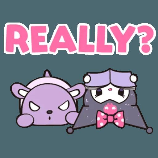 Kuromi - Sticker 18