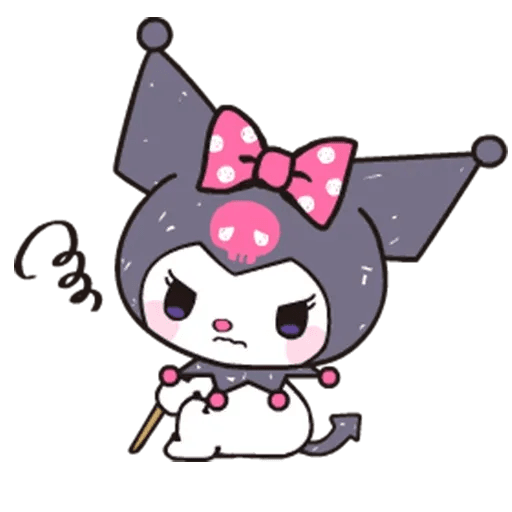 Kuromi - Sticker 19