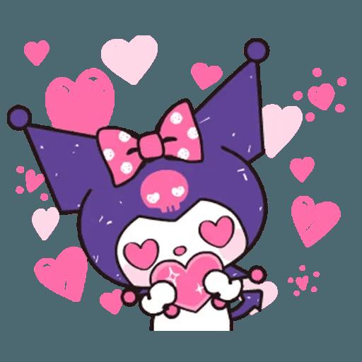 Kuromi - Sticker 4