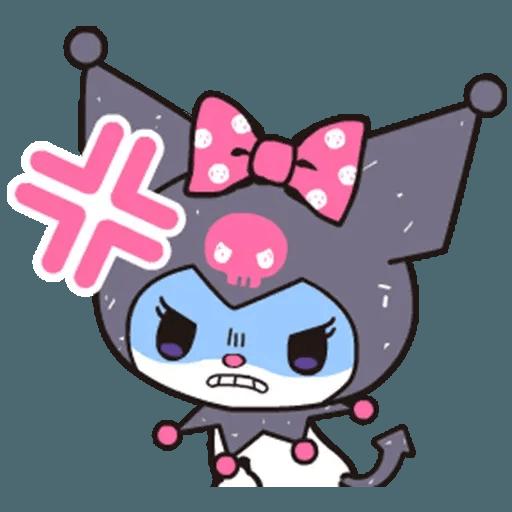 Kuromi - Sticker 7