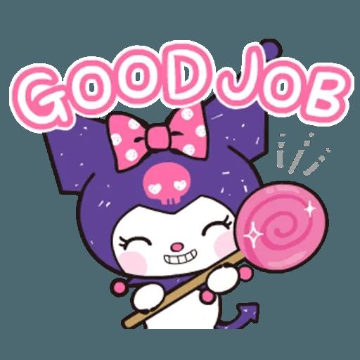 Kuromi - Sticker 3