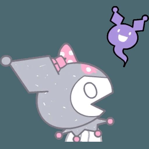 Kuromi - Sticker 11
