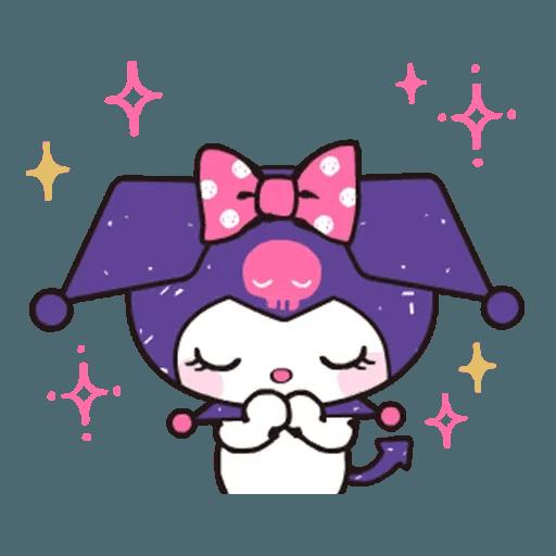 Kuromi - Sticker 14