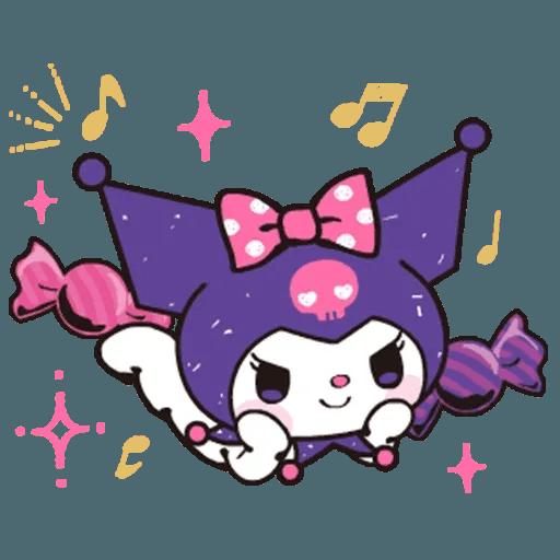 Kuromi - Sticker 6