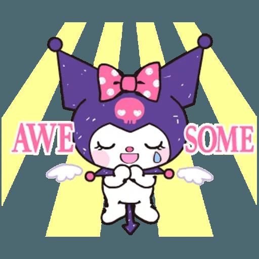 Kuromi - Sticker 16