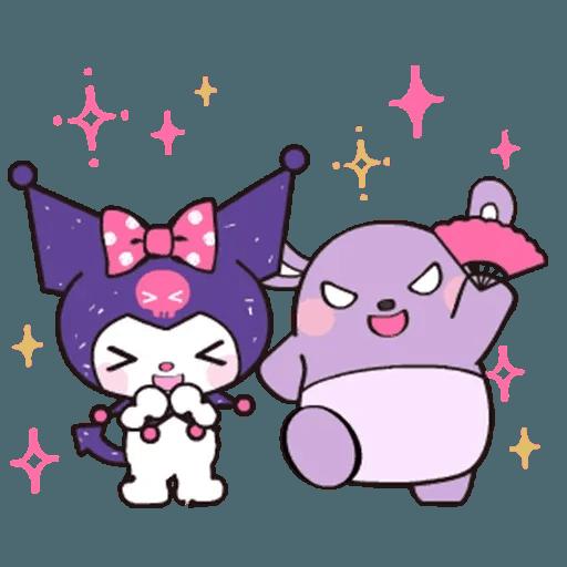 Kuromi - Sticker 13