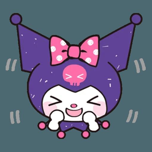 Kuromi - Sticker 12