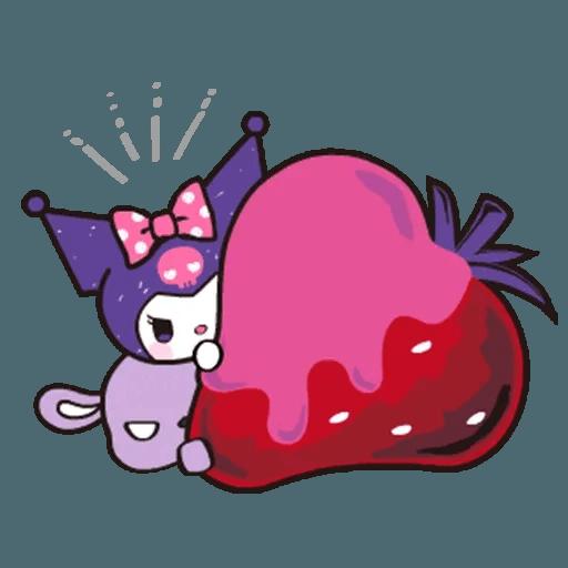 Kuromi - Sticker 24