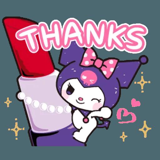 Kuromi - Sticker 8