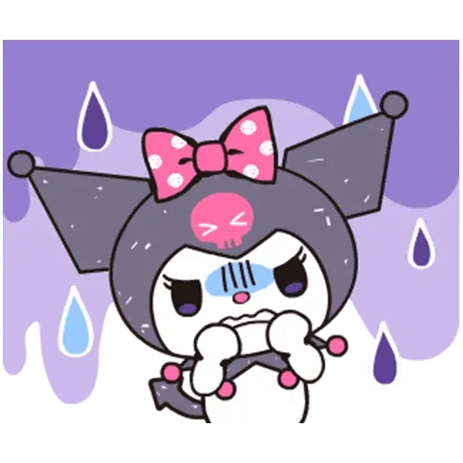 Kuromi - Sticker 20
