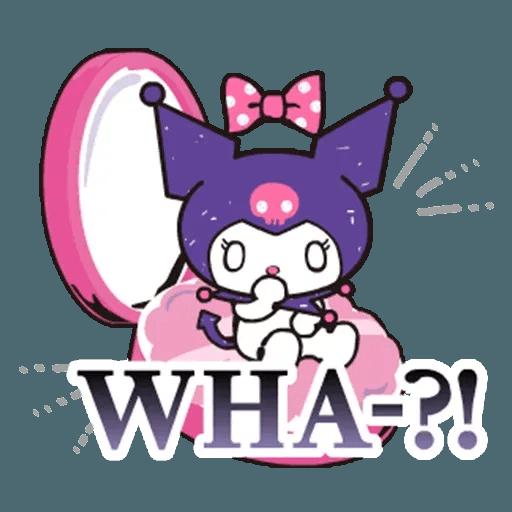 Kuromi - Sticker 17